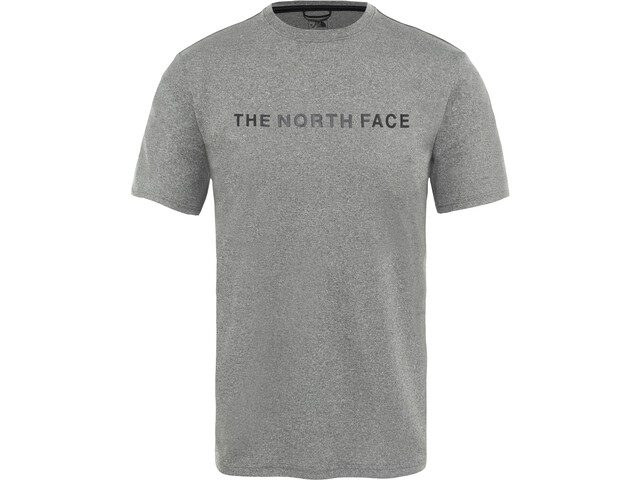prix compétitif 4b691 9e172 The North Face Train N Logo T-shirt Homme, tnf medium grey heather